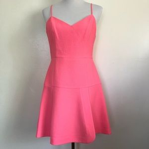Black Halo dress PINK new with tags size 10 G10